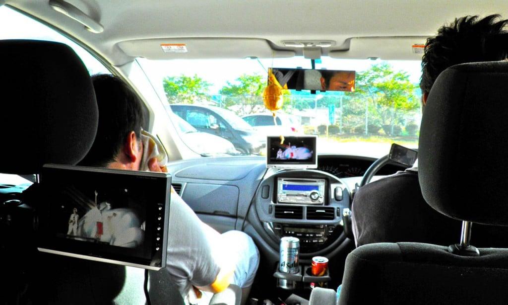 Automobile car IPTV OTT Solution