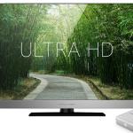 MatrixStream Ultra HD set top box