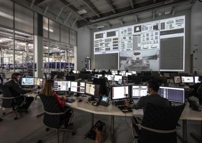 MatrixCloud monitoring and management
