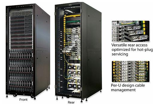 Storage Rack Matrixstream Technologies Inc