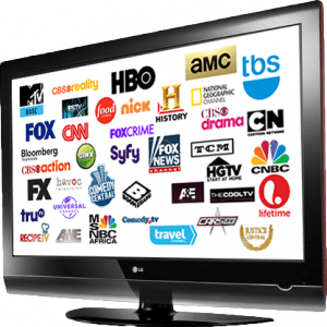 lg HD TV with africa networks