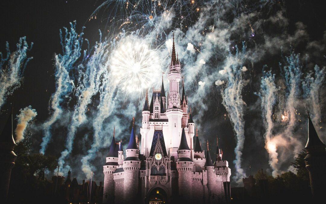 Disney - reused animations