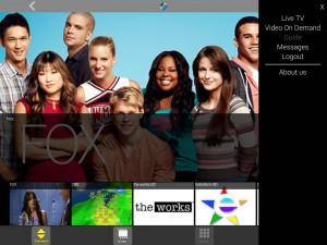MatrixEverywhere IPTV Player Screen Shot 1